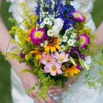 Wye Island Wildflower Wedding By Kirsten Marie Photography