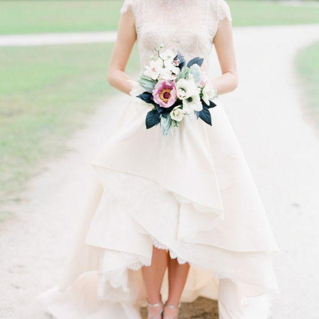 1000 Ideas About Asymmetrical Wedding Dresses On Emasscraft Org