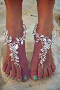 1000 Ideas About Beach Foot Jewelry On Emasscraft Org