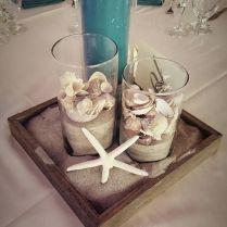 1000 Ideas About Beach Wedding Centerpieces On Emasscraft Org