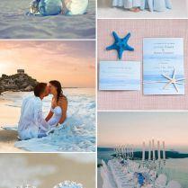 1000 Ideas About Blue Beach Wedding On Emasscraft Org