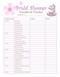 1000 Ideas About Bridal Shower Checklist On Emasscraft Org