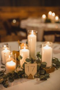1000 Ideas About Candle Wedding Centerpieces On Emasscraft Org