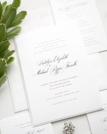 1000 Ideas About Classic Wedding Invitations On Emasscraft Org
