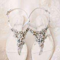 1000 Ideas About Flat Wedding Sandals On Emasscraft Org