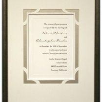 1000 Ideas About Framed Wedding Invitations On Emasscraft Org