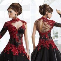 1000 Ideas About Gothic Wedding Dresses On Emasscraft Org