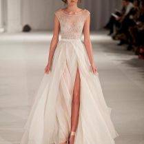 1000 Ideas About Illusion Neckline Wedding Dress On Emasscraft Org