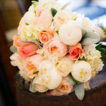 1000 Ideas About Peach Wedding Bouquets On Emasscraft Org