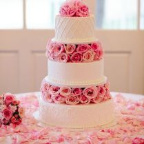 1000 Ideas About Pink Wedding Cakes On Emasscraft Org