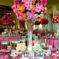 1000 Ideas About Pink Wedding Centerpieces On Emasscraft Org