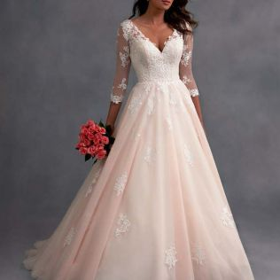 1000 Ideas About Pink Wedding Dresses On Emasscraft Org