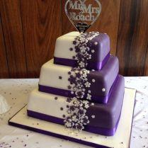 1000 Ideas About Purple Wedding Cakes On Emasscraft Org