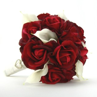 1000 Ideas About Red Wedding Bouquets On Emasscraft Org