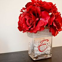 1000 Ideas About Red Wedding Centerpieces On Emasscraft Org