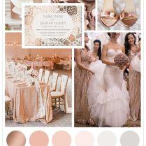 1000 Ideas About Rose Gold Weddings On Emasscraft Org