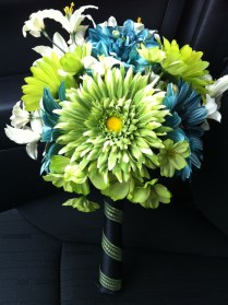 1000 Ideas About Teal Wedding Bouquet On Emasscraft Org