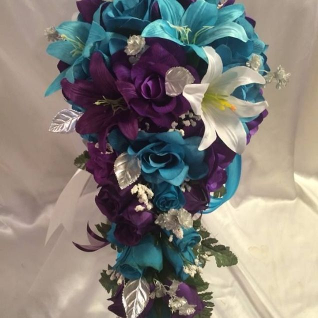 1000 Ideas About Turquoise Wedding Bouquets On Emasscraft Org