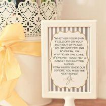 1000 Ideas About Wedding Bathroom Baskets On Emasscraft Org