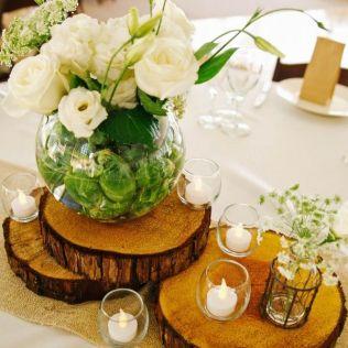 1000 Ideas About Wood Wedding Decorations On Emasscraft Org
