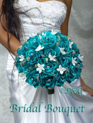1000 Images About ♥ Teal Weddings