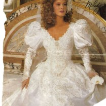 1000 Images About 80's Wedding Dresses On Emasscraft Org
