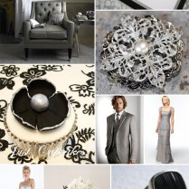 1000 Images About Black And Silver Wedding Theme On Emasscraft Org