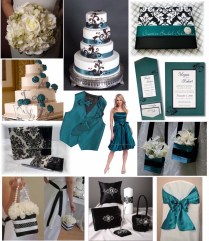 1000 Images About Black And Teal Wedding On Emasscraft Org