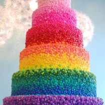 1000 Images About Cakes A Rainbow Of Colors On Emasscraft Org