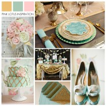 1000 Images About Dusty Rose, Mint, Gold, And Cream On Emasscraft Org