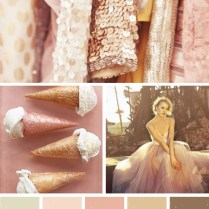 1000 Images About Favorite Combos Rose Gold And Peach On