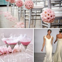 1000 Images About Silver Pink Wedding Theme On Emasscraft Org