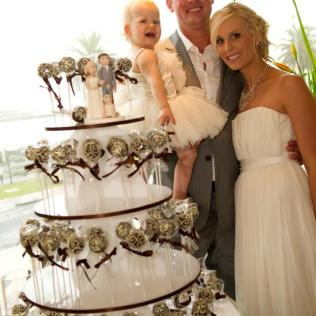 1000 Images About Wedding Cake Pop Cakes On Emasscraft Org