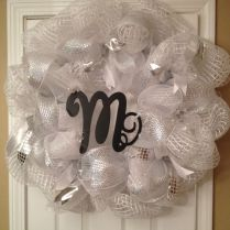 1000 Images About Wedding Mesh Wreaths On Emasscraft Org