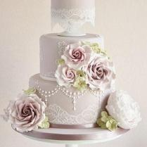 2014 Wedding Cake Trends 5 Vintage Wedding Cakes