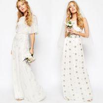 25 Affordable Wedding Dresses Under $1500