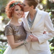 25 Gorgeous Looks For The Offbeat Bride!