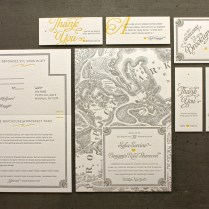 30 Uniquely Designed Wedding Invitations
