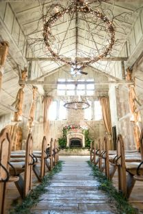 35 Dreamy Indoor Wedding Ceremony Backdrops