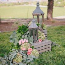 36 Shabby & Chic Vintage Wedding Ideas