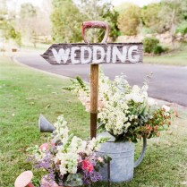40 Awesome Shabby Chic Wedding Decoration Ideas