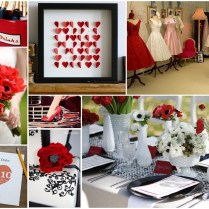 A 50's Style Wedding For The Adventurous Couple