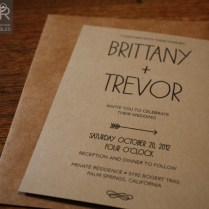 A Collection Of Rustic Wedding Invitation Templates