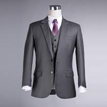 Aliexpress Com Buy 2015 New High Quality Business Suit Dark Grey