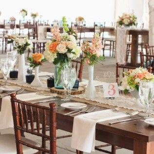 Beautiful And Easy Steps To Decor Wedding Centerpieces