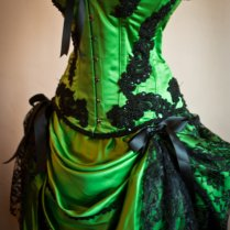 Black And Green Wedding Dresses Browse Pictures And High Quality