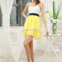 Black White And Yellow Wedding Dress – Dress Online Uk