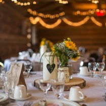 Blush Rustic Country Wedding