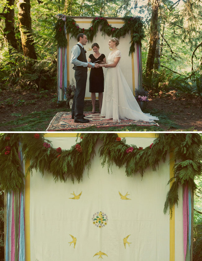 Camping Wedding Theme