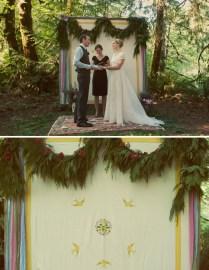 Camp Theme Wedding Ideas